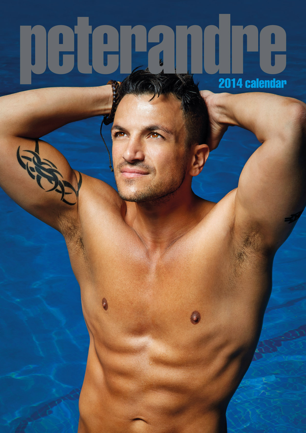 Abs Fab Peter Andre For Inverness Leisure